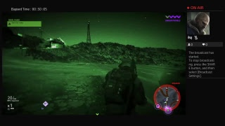 primalwaters's Live PS4 ghost recon wildland