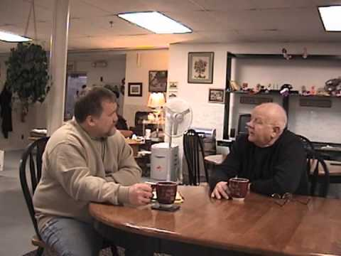 Coffee Time with Ken Anderson. This Episode: Vaughn Martin