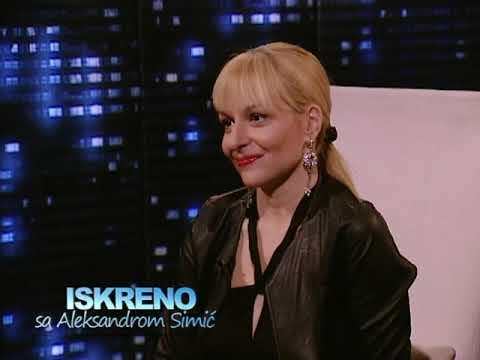 Snežana Đurišić - Iskreno Sa Aleksandrom Simić ( CELA EMISIJA )