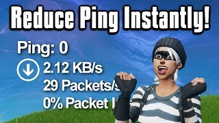 How To Improve Your Ping In Fortnite Chapter 2! - Network Optimization Tips!