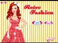 Retro Fashion- Fun Online Dress Up Fashion Games for Girls