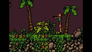 Tomb Raider Curse of the Sword   Part 06/07   No Medipak Walkthrough (GBC)