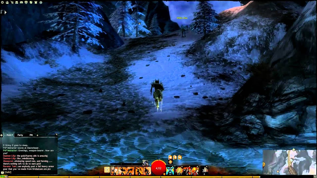 GW2 Lornar's Pass - Mistriven Gorge Skill point by PuaaapHD
