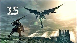 Прохождение Dark Souls 2 — Горгулья с башни #15