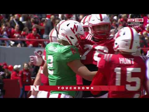 2019 Nebraska Spring Football Game