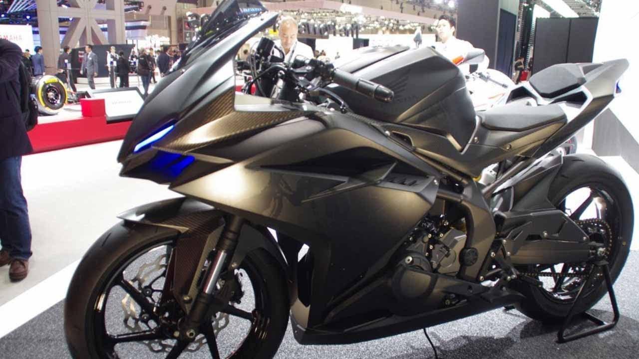 Motosiklet Fuarı 2016 Honda Standı Youtube