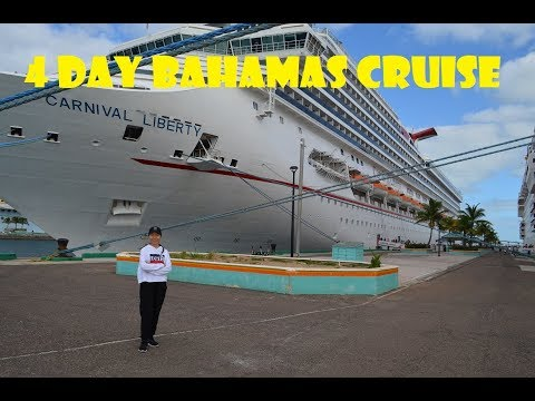 Carnival Liberty Cruise   Jan 2019   Arrival