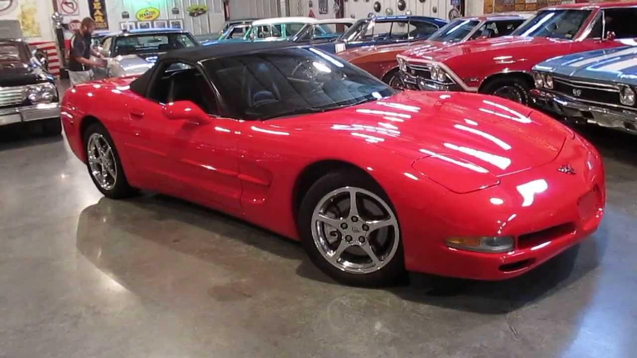 sold 2000 chevrolet corvette convertible for sale passing lane motors classic cars youtube. Black Bedroom Furniture Sets. Home Design Ideas