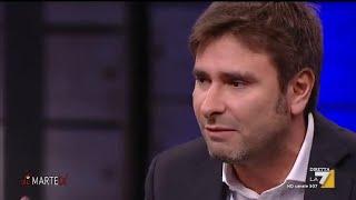 """Alessandro Di Battista """"Se i 5 Stelle hanno cambiato idea su Renzi, arrivederci e grazie"""""""