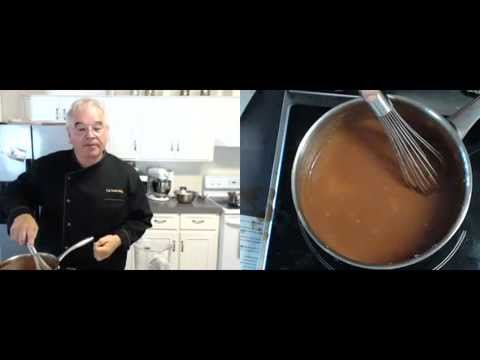 How to Make Espagnole Sauce ( Brown Sauce)