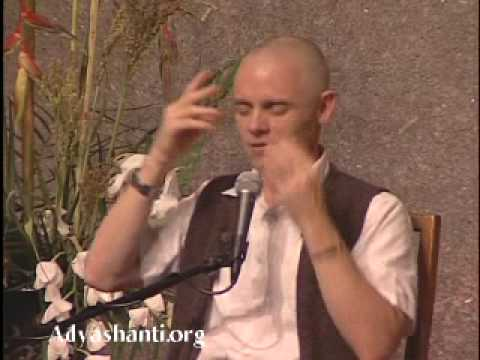 Adyashanti - The Cause of Suffering