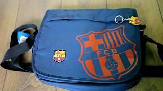Обзор молодежной сумки через плечо Kite Barcelona от QbagTV