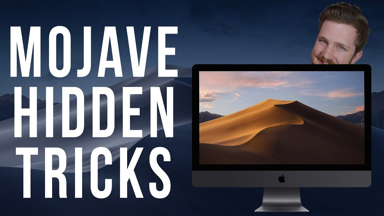 Download Hidden Features in the New macOS Mojave!