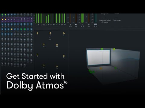 Configuring the Dolby Atmos Renderer in Pro Tools