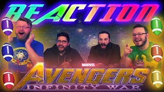Marvel's Avengers: Infinity War - Big Game Spot REACTION!!