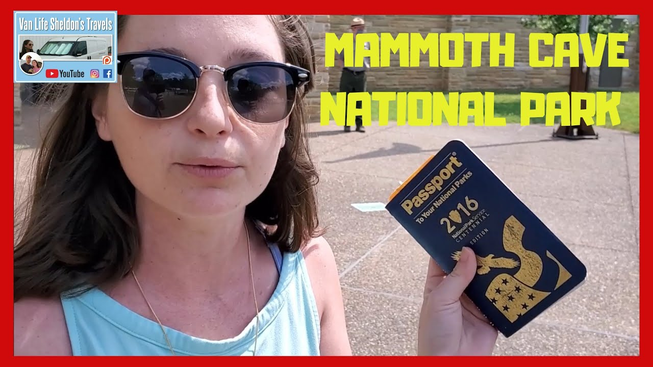 CAMPING AT MAMMOTH CAVE NATIONAL PARK CAMPGROUND, VISITORS CENTER & MUCH MORE. VANLIFE TRAVEL VLOG.