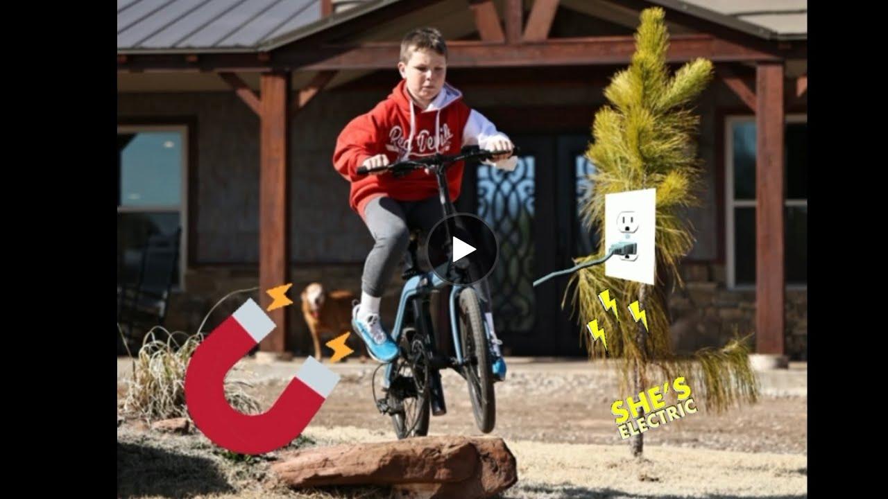 84 year old grandpa rides! Win 2 Fiido D11 E-bikes!! Ends 2/28