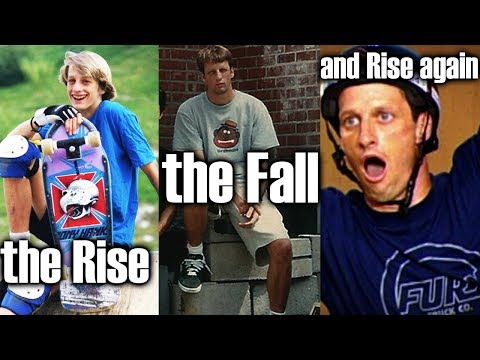 The Story of Tony Hawk   Skate Stories Ep. 1