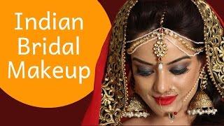 Bridal Makeup - Contemporary Indian Bridal Look Thumbnail