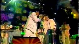 Pero Te Vas Arrepentir (Sergio Gomez en vivo estadio azteca) K-Paz De La Sierra