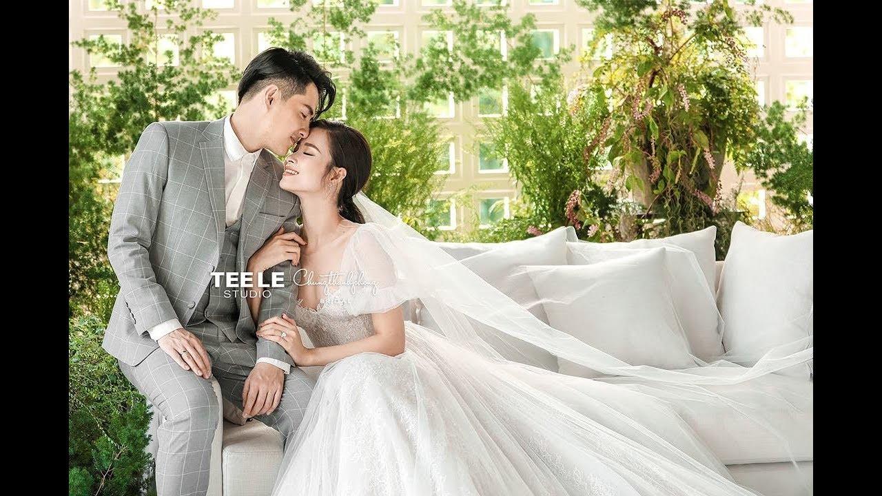 HOT: Trọn bộ ảnh cưới Đông Nhi - Ông Cao Thắng đẹp đến ná thở!