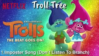 Trolls: The Beat Goes On Season 3 Soundtrack