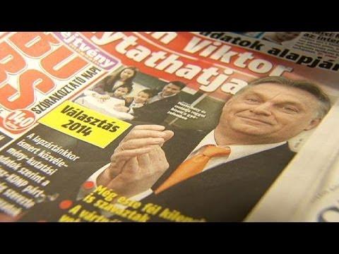 Orbán győzelme a budapesti lapok címoldalán