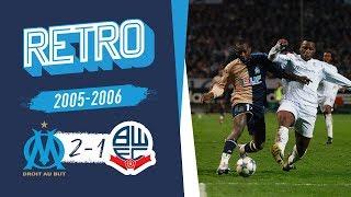VIDEO: OM 2-1 Bolton | Résumé du 16e de finale de Coupe de l'UEFA