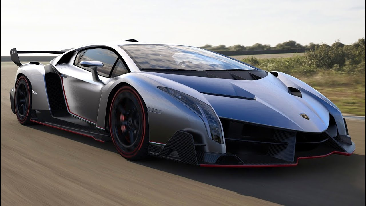 Lamborghini Veneno Super Car 2014 - $4.5 Millon - Specs of Lambo ...