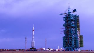 GLOBALink   China launches its longest-ever crewed mission for space station construction