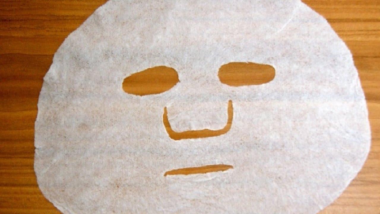 Китайская маска для лица