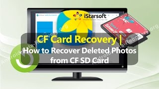 CF Card Recovery | How to Recover Deleted Photos from CF SD Card