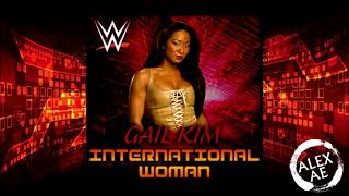 "WWE: ""International Woman"" (Gail Kim) Theme Song (w/Arena Effect)"
