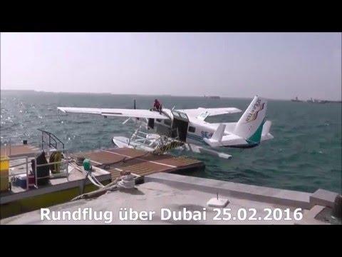 Rundflug über Dubai 25.02.2016