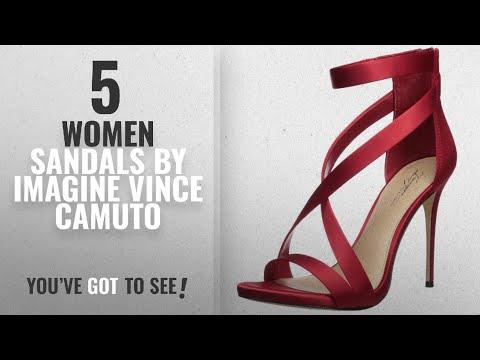 Top 5 Imagine Vince Camuto Women Sandals [2018]: Imagine Vince Camuto Women's Devin Heeled Sandal,