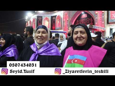Erbein 2018  زيارة الأربعين)Hasan Katib qedem q    yazilarin silinmeyine halaliq yoxdu Qedem Qedem
