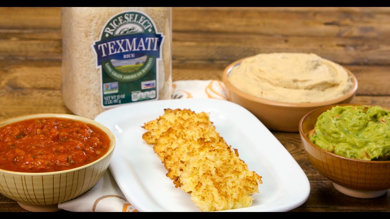Texmati Rice Fritters by RiceSelect