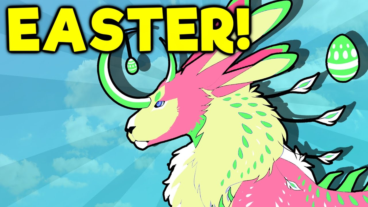 Easter Update When Leaks Speculation Dragons More Dragon Adventures Roblox Youtube