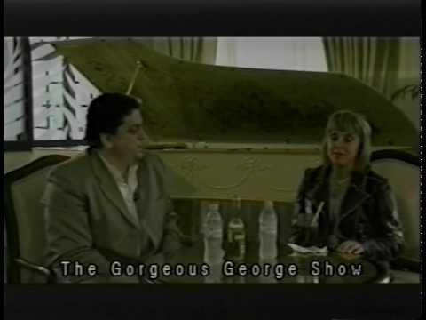 Suzi Quatro Interview - Part 1: The Gorgeous George Show