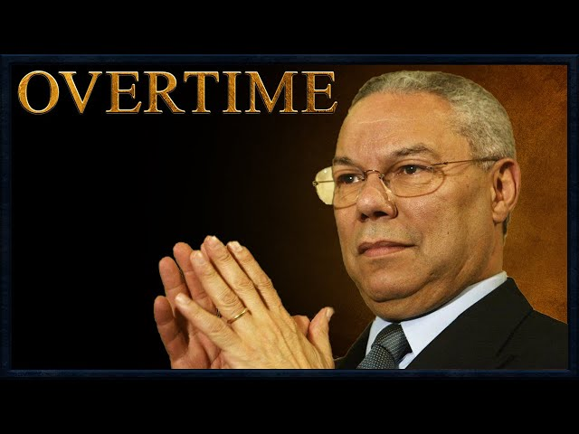 Overtime: Colin Powell Dies of Covid at 84