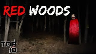Top 10 Scary Haunted Forests You Should Never Visit