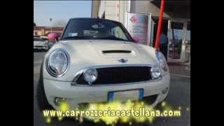 Montaggio fendi mini cooper S cabrio