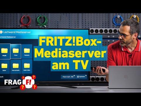 FRITZ!Box-Mediaserver am TV nutzen | Frag FRITZ! 60