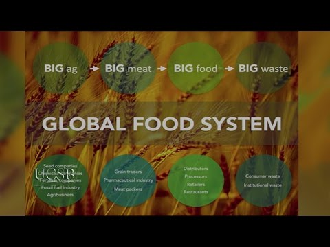 Food Climate and Hope with Anna Lappe