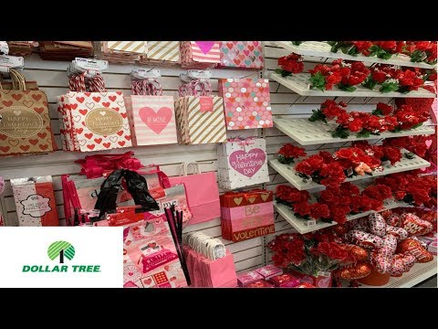 DOLLAR TREE* VALENTINES DAY 2020* NEW FINDS/SHOP WITH ME