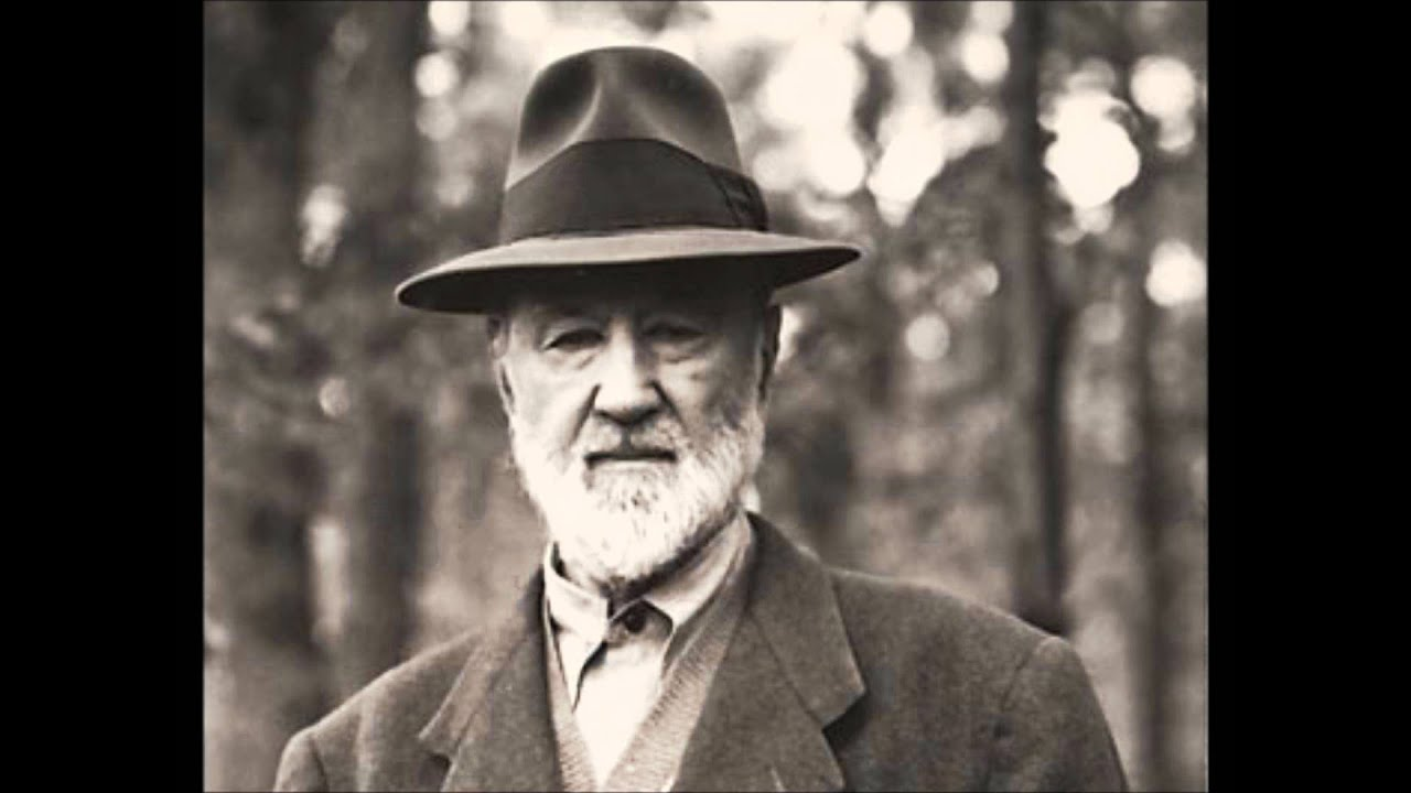 Charles ives plays charles ives piano and voice youtube for The ives