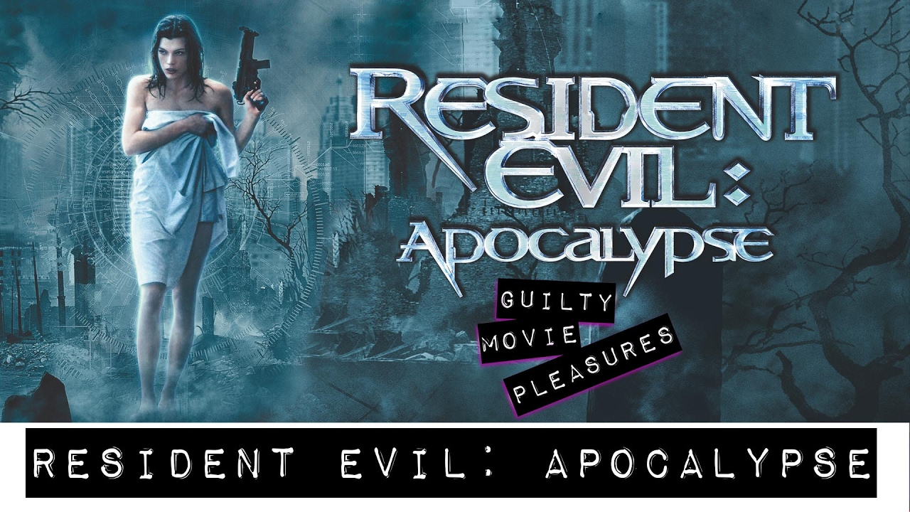 Resident Evil Apocalypse 2004 Is A Guilty Movie Pleasure Youtube