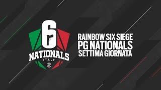 Rainbow Six Siege PG NATIONALS 2019 - Settima Giornata