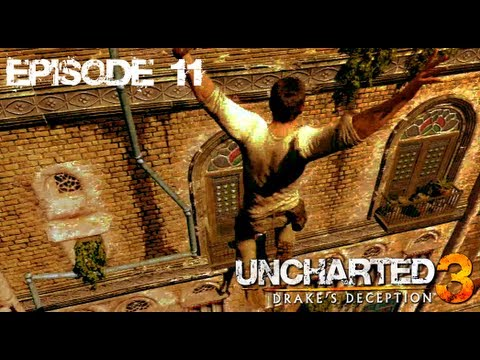 Uncharted 3: Drake's Deception Walkthrough HD - Chapter 11 - As Above, So Below