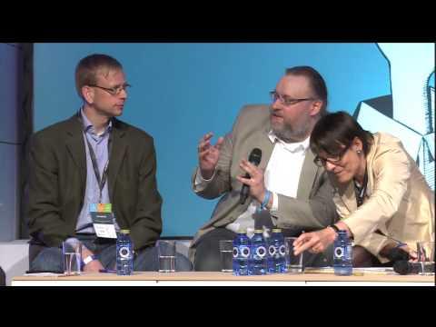 re:publica 2013: Let's Talk about Content! - Wie sich die Infrastruktur des Internets verändert on YouTube
